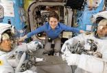 فضانورد زن ناسا,اخبار علمی,خبرهای علمی,نجوم و فضا