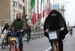 دوچرخه سواری زنان,اخبار اجتماعی,خبرهای اجتماعی,خانواده و جوانان