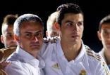 مورینیو و رونالدو,اخبار فوتبال,خبرهای فوتبال,اخبار فوتبال جهان