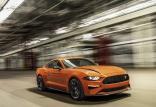 مدل جدید فورد موستانگ,اخبار خودرو,خبرهای خودرو,مقایسه خودرو