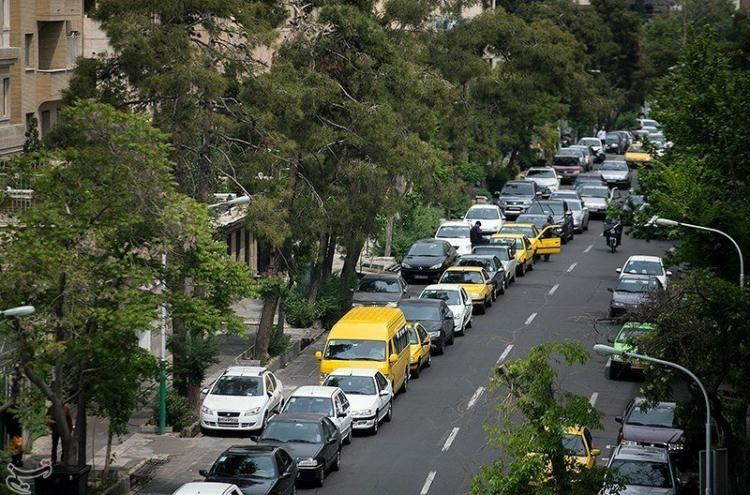 Image result for صف بنزین ایران