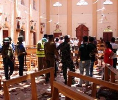 انفجار در سریلانکا,اخبار سیاسی,خبرهای سیاسی,اخبار بین الملل