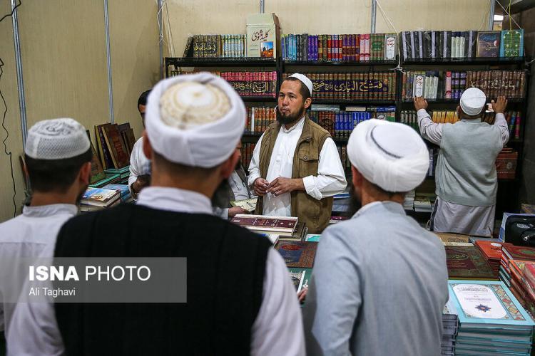 تصاویر سی و دومین نمایشگاه کتاب تهران,عکس های نمایشگاه کتاب تهران 2019,عکسهای نمایشگاه کتاب در مصلای تهران