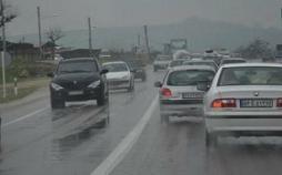 وضعیت جوی و ترافیکی راههای کشور,اخبار اجتماعی,خبرهای اجتماعی,وضعیت ترافیک و آب و هوا