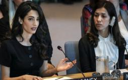 نادیا مراد و امل کلونی,اخبار سیاسی,خبرهای سیاسی,اخبار بین الملل