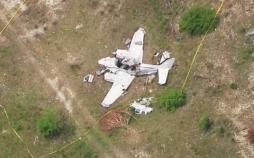 حوادث هوایی ایالت تگزاس آمریکا,اخبار حوادث,خبرهای حوادث,حوادث