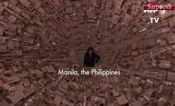 فیلم/ ساخت شهری در فیلیپین با کارتون های مقوایی