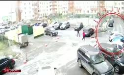 ویدئو/ تعقیب و گریز در روسیه