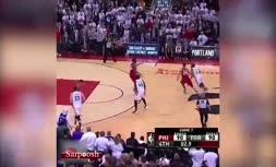 ویدئو/ پرتاب گیم وینر تماشایی کوای لنارد در ثانیه پایانی که تورنتو را به فینال کنفرانس شرق NBA رساند