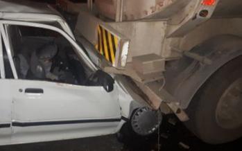 مرگ سارق خودرو هنگام فرار,اخبار حوادث,خبرهای حوادث,جرم و جنایت