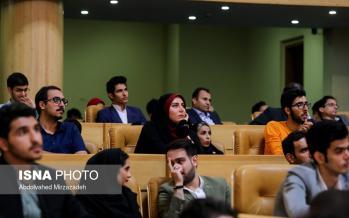 تصاویر دیدار دانشجویان و حسن روحانی,عکس های دیدار دانشجویان و حسن روحانی,تصاویر رییس جمهور کشور