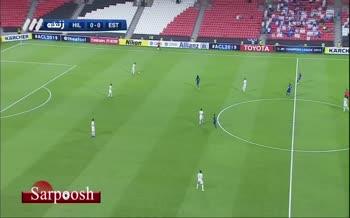 فیلم/ خلاصه دیدار الهلال 1-0 استقلال تهران (لیگ قهرمانان آسیا 2019)