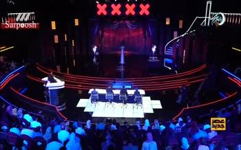 فیلم/ حیرت داوران مسابقه عصرجدید از حرکات پسر ژلهای