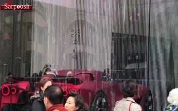 فیلم/ رونمایی از کانسپت فوق العاده 'نیسان' 2020