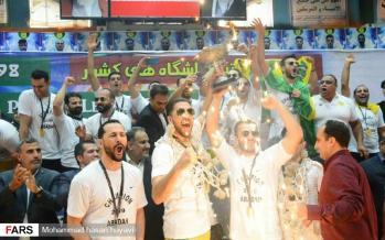 تصاویرقهرمانی تیم نفت آبادان,عکس های قهرمانی تیم نفت آبادان,تصاویر لیگ برتر بسکتبال