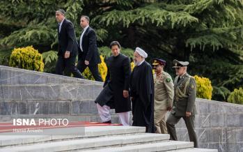 تصاویر استقبال رسمی رییس جمهور از نخستوزیر پاکستان,عکس های استقبال رسمی رییس جمهور از نخستوزیر پاکستان,عکس های دیدار حسن روحانی وعمران خان