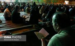 تصاویر مراسم احیای شب بیست و سوم ماه رمضان,عکس های شب های قدر,تصاویر لیالی قدر