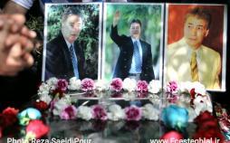 تصاویر مراسم سالروز ناصر حجازی,عکس های هشتمین سالگرد زنده یاد ناصر حجازی,تصاویر مراسم سالگرد مرحوم حجازی