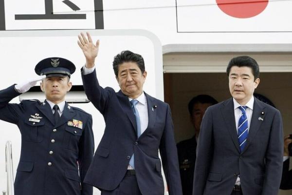 نخستوزیر ژاپن وارد تهران شد,اخبار سیاسی,خبرهای سیاسی,سیاست خارجی