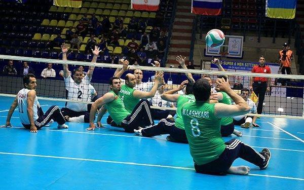 تیم ملی والیبال نشسته مردان ایران,اخبار ورزشی,خبرهای ورزشی,والیبال و بسکتبال
