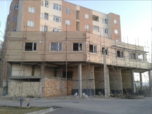 ساختمان مسکن مهر,اخبار اقتصادی,خبرهای اقتصادی,مسکن و عمران