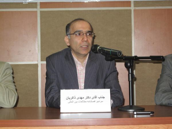 مهدی ذاکریان,اخبار سیاسی,خبرهای سیاسی,سیاست خارجی
