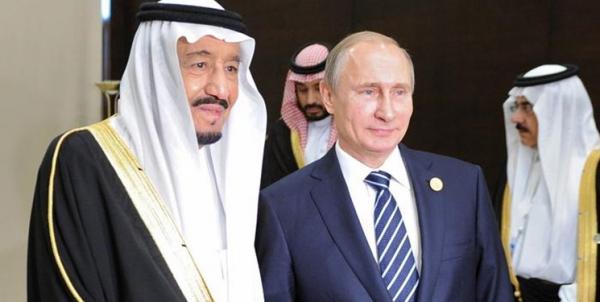خالد الفالح و ولادیمر پوتین,اخبار سیاسی,خبرهای سیاسی,اخبار بین الملل