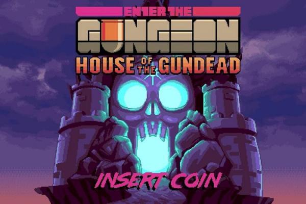 بازی Enter the Gungeon House of the Gundead,اخبار دیجیتال,خبرهای دیجیتال,بازی