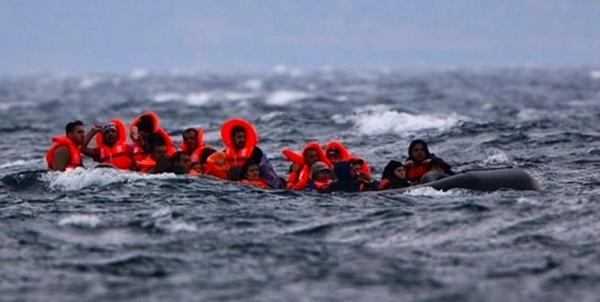 واژگونی قایق پناهجویان در یونان,اخبار حوادث,خبرهای حوادث,حوادث امروز