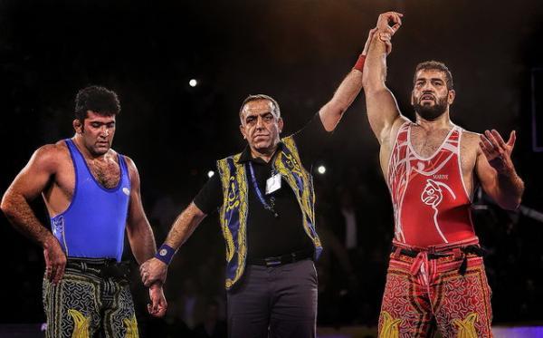 حقوق مادامالعمر پهلوانان ایرانی,اخبار ورزشی,خبرهای ورزشی,ورزش