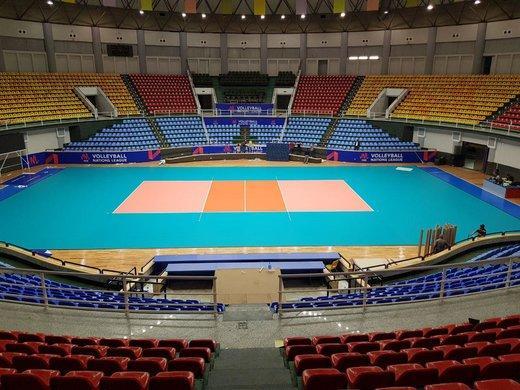 سالن غدیر,اخبار ورزشی,خبرهای ورزشی,والیبال و بسکتبال