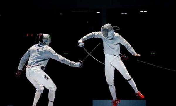 مسابقات شمشیربازی قهرمانی آسیا,اخبار ورزشی,خبرهای ورزشی,ورزش