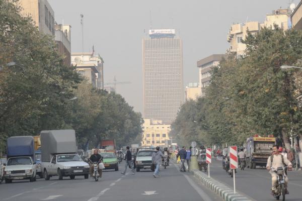 عامل آلودگی هوای تهران,اخبار علمی,خبرهای علمی,طبیعت و محیط زیست