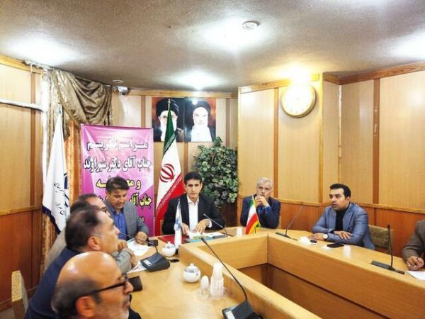 مدیرعامل جدید سازمان همیاری شهرداریهای استان تهران منصوب شد