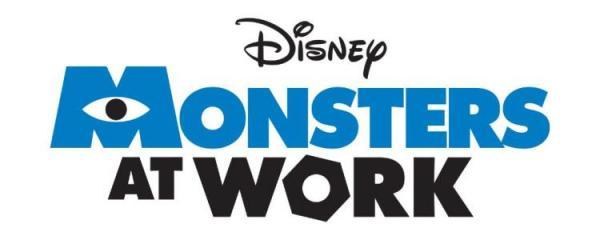 لوگوی انیمیشن Monsters at Work,اخبار فیلم و سینما,خبرهای فیلم و سینما,سینمای ایران