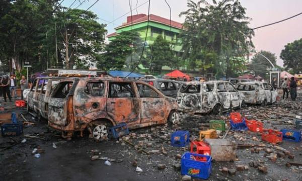 انتخابات ناآرام اندونزی,اخبار سیاسی,خبرهای سیاسی,اخبار بین الملل
