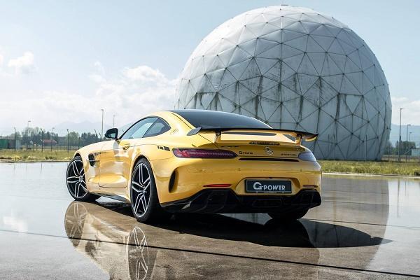 مرسدس AMG GT R,اخبار خودرو,خبرهای خودرو,مقایسه خودرو