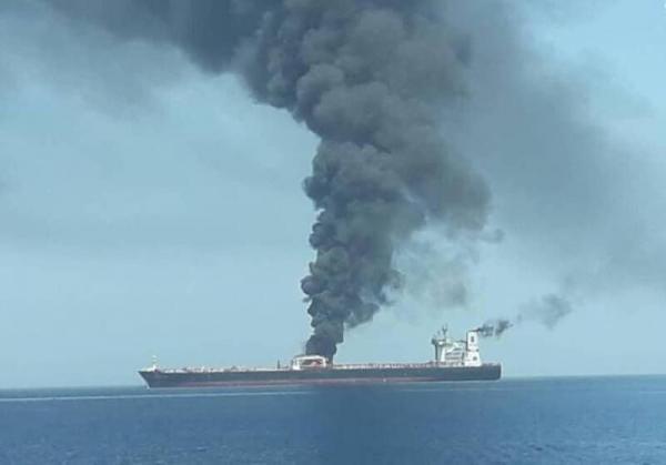 انفجار نفتکش ها در دریای عمان,اخبار سیاسی,خبرهای سیاسی,سیاست خارجی