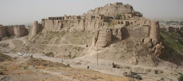 فروریختن ارگ غزنی در افغانستان,اخبار افغانستان,خبرهای افغانستان,تازه ترین اخبار افغانستان