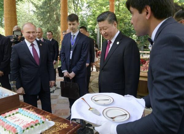 هدیه تولد پوتین به شی جینپینگ,اخبار سیاسی,خبرهای سیاسی,سیاست