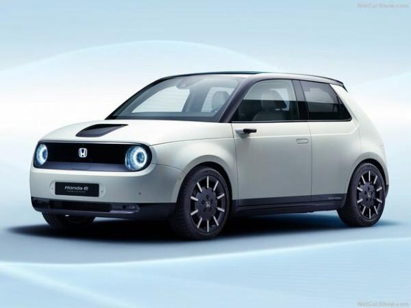 خودرو Honda E,اخبار خودرو,خبرهای خودرو,مقایسه خودرو