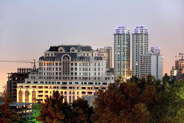 آپارتمانهای لوکسمتراژ,اخبار اقتصادی,خبرهای اقتصادی,مسکن و عمران