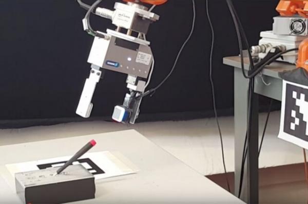ربات GelSight,اخبار علمی,خبرهای علمی,اختراعات و پژوهش