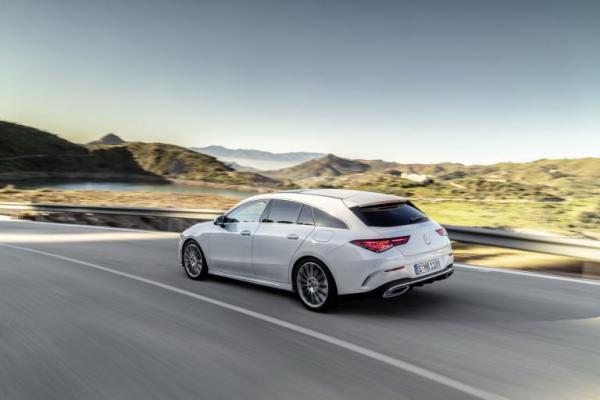 مرسدس بنز CLA 2020,اخبار خودرو,خبرهای خودرو,مقایسه خودرو