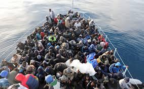 واژگونی کشتی مهاجران در مدیترانه,اخبار حوادث,خبرهای حوادث,حوادث