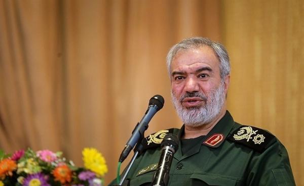 سردار علی فدوی,اخبار سیاسی,خبرهای سیاسی,دفاع و امنیت