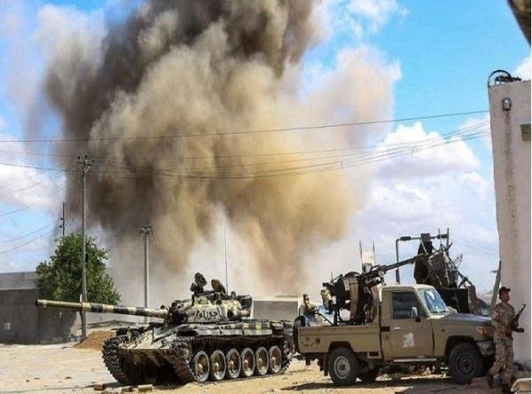 نیروهای ژنرال خلیفه حفتر,اخبار سیاسی,خبرهای سیاسی,اخبار بین الملل