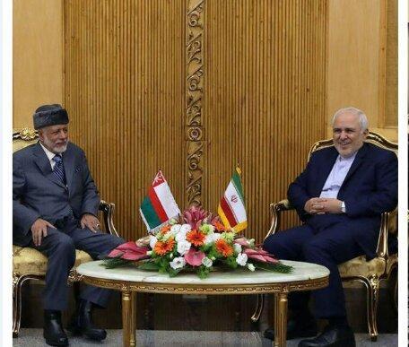 محمد جواد ظریف و یوسف ین علوی,اخبار سیاسی,خبرهای سیاسی,سیاست خارجی