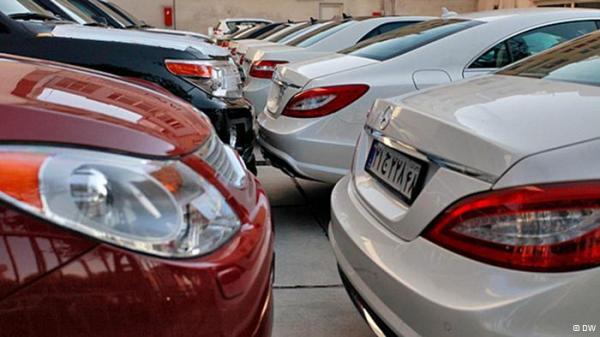 بازارخودروهای خارجی,اخبار خودرو,خبرهای خودرو,بازار خودرو