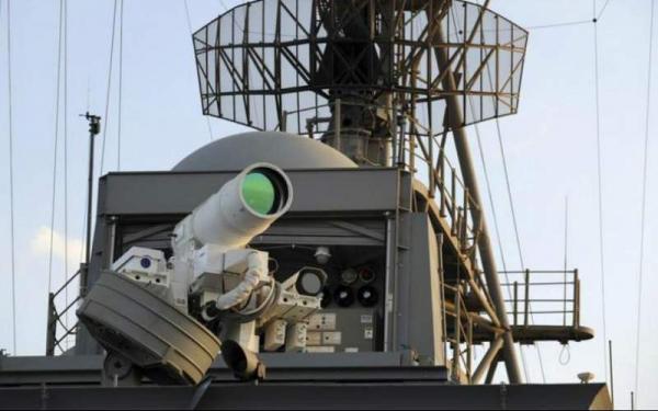 سامانه لیزری هلیوس نیروی دریای آمریکا,اخبار سیاسی,خبرهای سیاسی,دفاع و امنیت